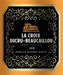 La Croix de Beaucaillou 2019 St Julien