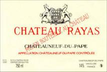 Chateau Rayas Chateauneuf-du-Pape 2011 Chateauneuf du Pape
