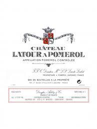 Chateau Latour a Pomerol 2019 Pomerol