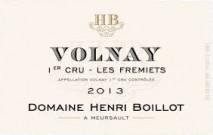 Domaine Henri Boillot, Volnay 1er Cru Les Fremiets 2017 Cote de Beaune