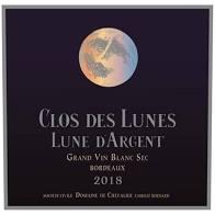 Clos des Lunes Cuvee Lune d'Argent 2012 Bordeaux