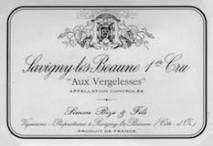 Domaine Simon Bize et Fils, Savigny Les Beaune Aux Vergelesses 2011 Bourgogne