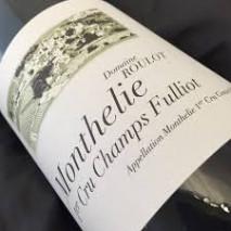 Domaine Roulot; Monthelie Blanc Les Champs Fuillots 2013 Cote de Beaune