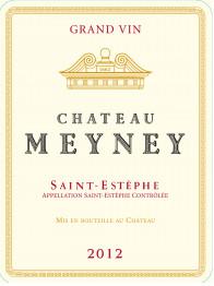 Chateau Meyney 2019 St Estephe
