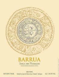 Agricola Punica Barrua 2016 Sardinia