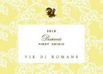 """Vie di Romans, """"Piere"""" Sauvignon Blanc 2017 Friuli Isonzo"""