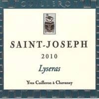 Domaine Cuilleron, St Joseph Les Lyseras 2018 Rhone