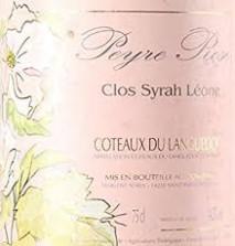Domaine Peyre Rose Coteaux du Languedoc Clos Syrah Leone 2005 Languedoc