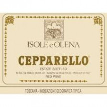 Isole e Olena Cepparello 2017 Tuscany