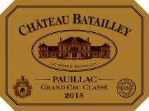 Chateau Batailley 2014 Pauillac