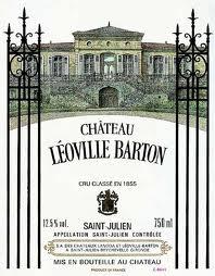 Chateau Leoville Barton 2010 St Julien