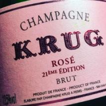 Krug Rose Edition 24 0 Champagne