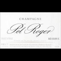 Pol Roger Brut Reserve 0 Champagne