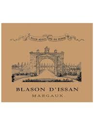 Blason d'Issan 2015 Margaux