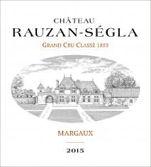 Rauzan Segla, Cuvee Segla 2015 Margaux