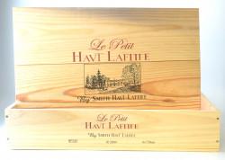 Le Petit Haut Lafitte (2nd wine Smith Haut Lafitte) 2014 Pessac Leognan