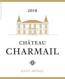 Chateau Charmail 2016 Haut Medoc