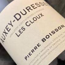 Domaine Pierre Boisson, Auxey Duresses Les Cloux 2018 Cote de Beaune