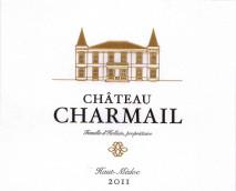 Chateau Charmail 2011 Haut Medoc