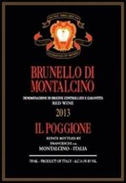 Il Poggione Brunello di Montalcino 2016 Brunello di Montalcino