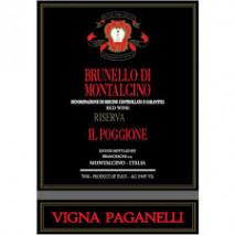 Il Poggione Vigna Paganelli Brunello di Montalcino Riserva 2015 Brunello di Montalcino