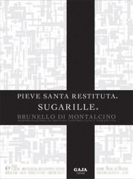 Gaja Pieve Santa Restituta Brunello Sugarille 2015 Tuscany