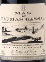 Mas de Daumas Gassac Rouge 2019 IGP Saint-Guilhem-le-Desert