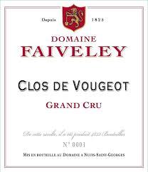 Domaine Faiveley, Clos de Vougeot Grand Cru 2019 Cote de Nuits