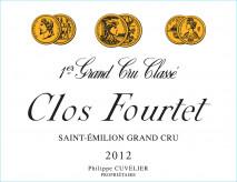Chateau Clos Fourtet 2017 St Emilion