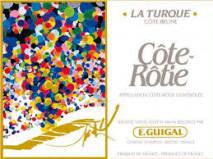 E. Guigal, Cote Rotie La Turque 2017 Cote Rotie