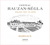 Chateau Rauzan Segla 2005 Margaux