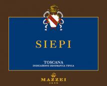 Mazzei, Siepi 2018 Tuscany