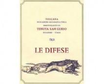 Le Difese, Tenuta San Guido 2019 Tuscany