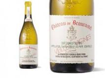 Chateau de Beaucastel, Chateauneuf du Pape Blanc Vieilles Vignes Roussanne 2019 Chateauneuf du Pape