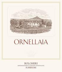 Tenuta dell'Ornellaia Ornellaia 2018 Bolgheri