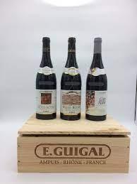 E. Guigal, Assortment (Mouline, Turque, Landonne) 2016 Cote Rotie