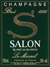 Salon Cuvee 'S' Le Mesnil Blanc de Blancs 2002 Champagne