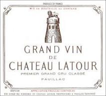 Chateau Latour 2013 Pauillac
