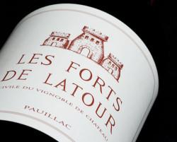 Les Forts de Latour 2015 Pauillac