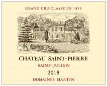 Chateau Saint Pierre 2015 St Julien