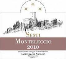 Monteleccio, Sesti, Tuscany 2018 Tuscany
