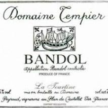 Domaine Tempier, Tourtine 2017 Bandol