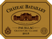 Chateau Batailley 2020 Pauillac