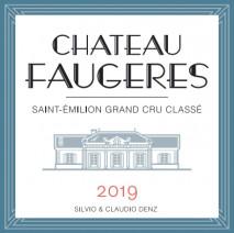 Chateau Faugeres 2020 St Emilion