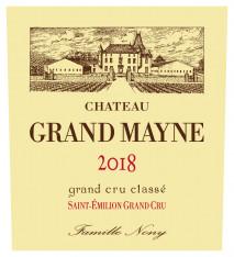 Chateau Grand Mayne 2020 St Emilion