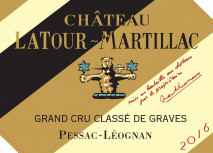 Chateau Latour Martillac 2020 Pauillac