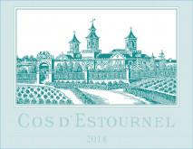 Chateau Cos d'Estournel Blanc 2018 St Estephe