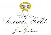 Chateau Sociando Mallet 2020 Haut Medoc