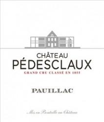 Chateau Pedesclaux 2020 Pauillac