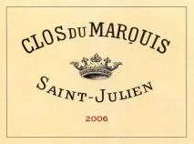 Clos du Marquis 2006 St Julien